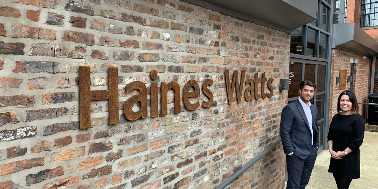 Regional businesses access £11m with Haines Watts support