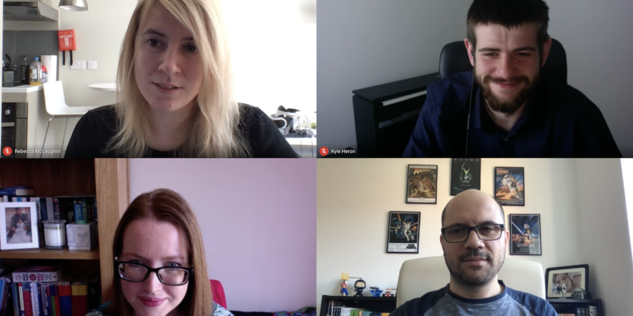 Four new recruits at Newcastle software engineering firm, KOMODO