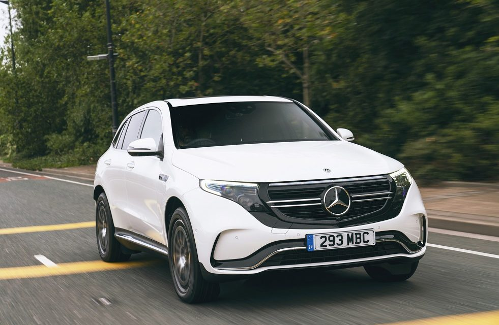 MERCEDES-BENZ ELECTRIC VEHICLE CHARGING SERVICE NOW INTEGRATED WITH BP CHARGEMASTER'S POLAR NETWORK