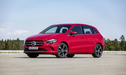 MERCEDES-BENZ B 250 E PLUG-IN HYBRID PRICING AND SPECIFICATION ANNOUNCED