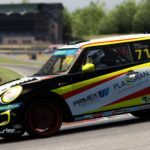 MAXimum attack on MINI CHALLENGE eSeries for Coates