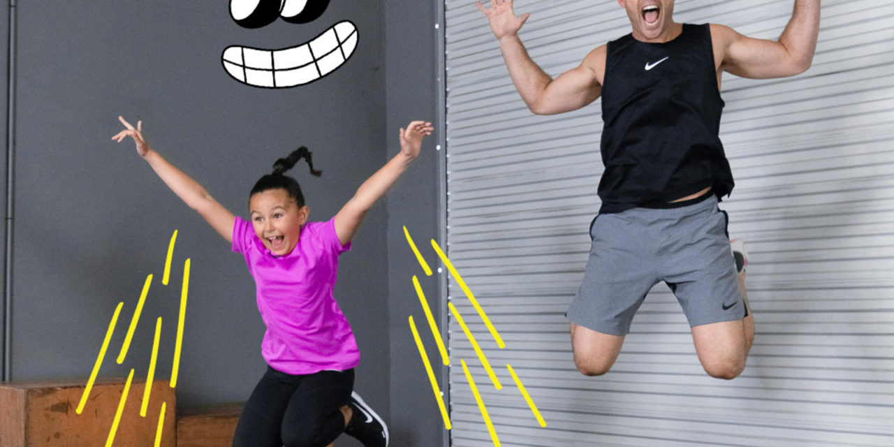 One Way Nike Helps Cultivate Kids' Relationship with Movement