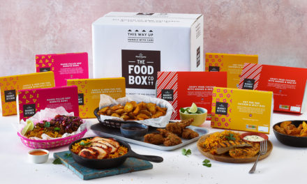 MORRISONS NEW 'FAKEAWAY' BOXES CONTAIN MORE MEALS THAN YOU CAN CURRY