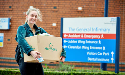 Morrisons extends NHS 10% discount to September