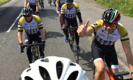 North-East businesses pledge pedal power to support autism charity