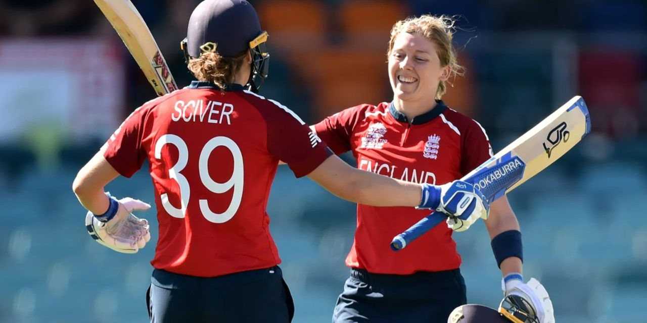 England Women confirm back to training plans