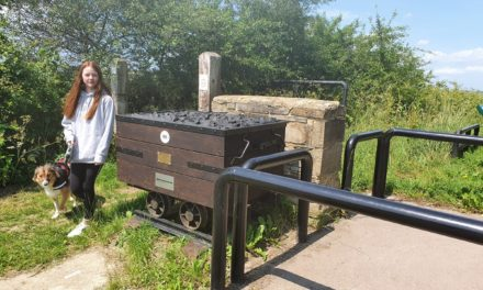 Four-Figure Grant Puts North Walbottle Waggonway Group On The Right Path