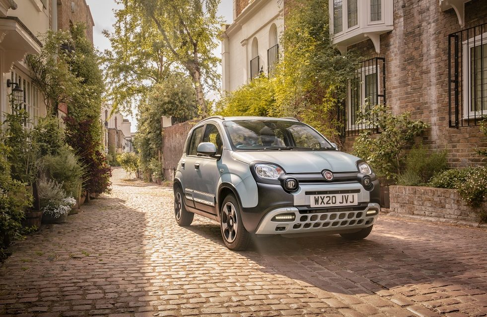 THE FIAT PANDA – FORTY YEARS OF FUN, AFFORDABLE MOBILITY