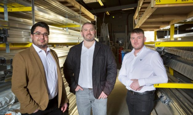 Premier Roof Systems is well positioned for future growth having secured a six-figure funding package