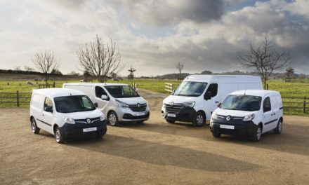 RENAULT OFFERS 'DRIVE NOW, PAY LATER' ACROSS THE PRO+ LCV RANGE