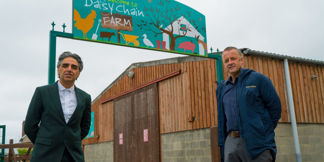 Scott Bros skips to the aid of autism support charity Daisy Chain