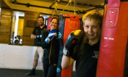 West Auckland entrepreneur gives back to community with new boxing gym