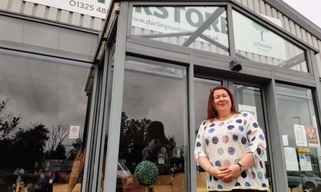 Hospice charity shops and St T's Superstore prepare to reopen