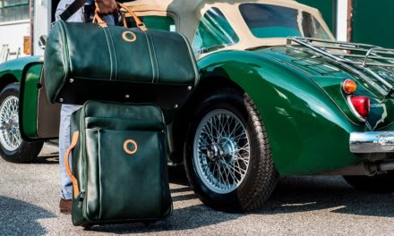 LUXURY HANDCRAFTED ITALIAN DRIVING ACCESSORIES MAKER, THE OUTLIERMAN, REOPENS FOR BUSINESS