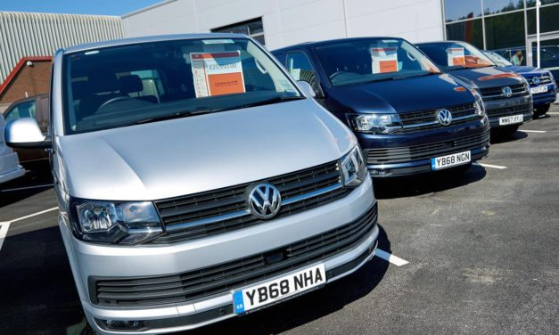 VOLKSWAGEN COMMERCIAL VEHICLES LAUNCHES USED VAN OFFER WITH £750 DISCOUNT ACROSS ENTIRE RANGE