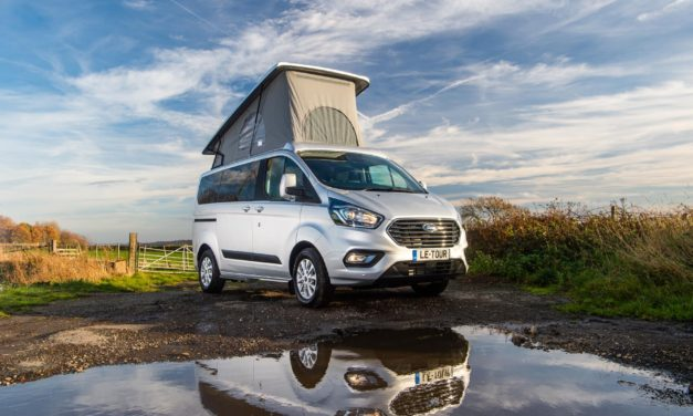 GOOD NEWS FROM WELLHOUSE LEISURE: NEW CAMPERVAN SALES RECORD ACHIEVED DESPITE LOCKDOWN