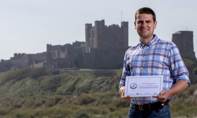 Bamburgh Castle among first to secure Covid-safe industry standard for UK Tourism