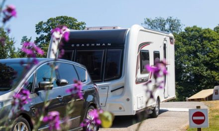 STAYCATIONS PROMPT SURGE IN DEMAND FOR CARAVANS
