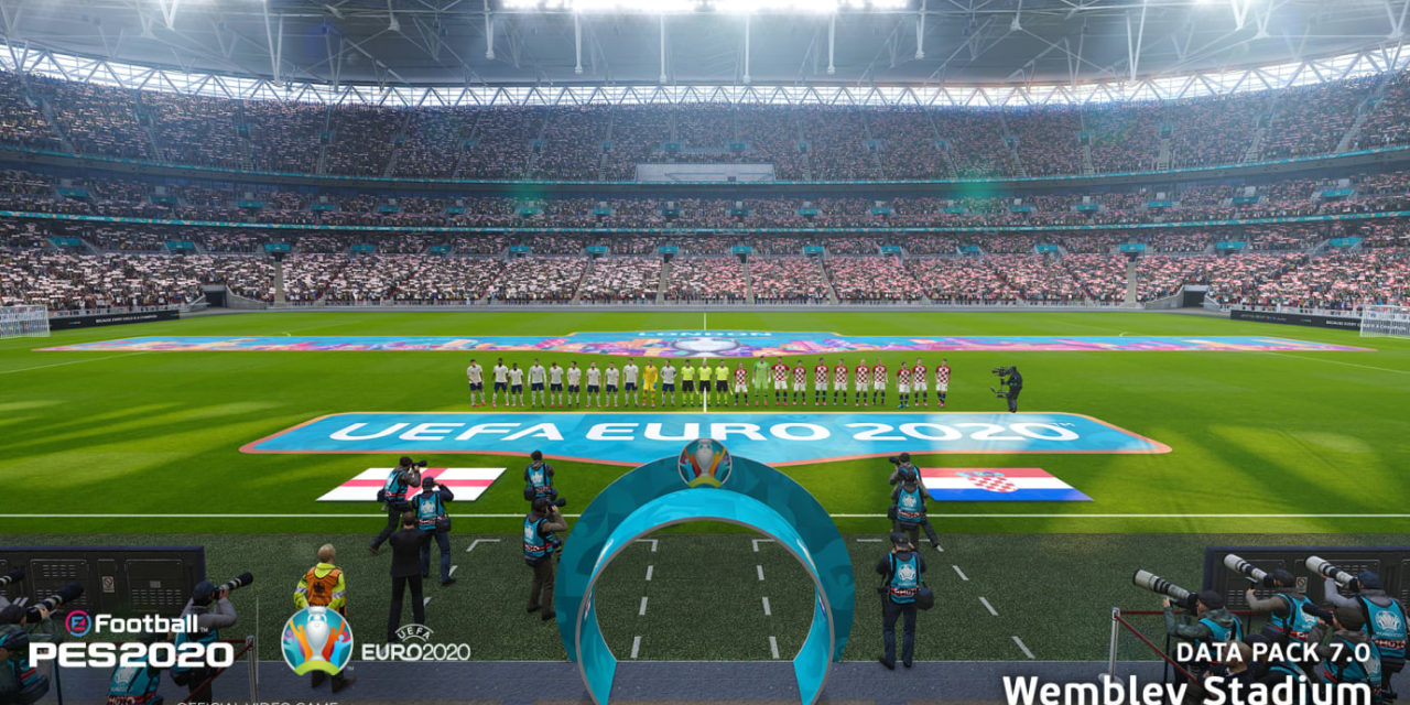 UEFA EURO 2020™ UPDATE FOR eFootball PES 2020 OUT NOW