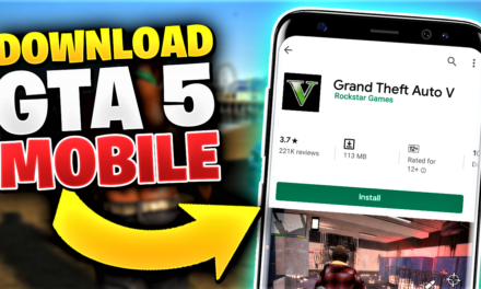 The best ways of downloading GTA 5 for android phones!