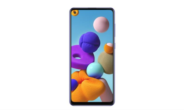 Samsung Adds the New Galaxy A21s to the Galaxy A Family