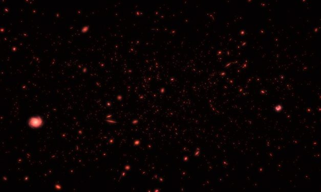 Hubble Makes Surprising Find in Early Universe