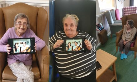 Online concert sees care home singalong to Blaydon Races