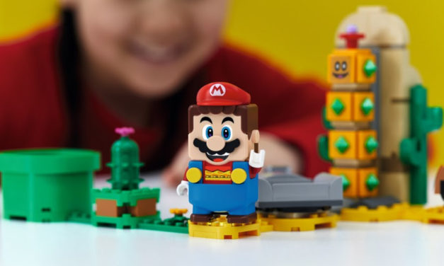 The LEGO Group and Nintendo reveal full product range for new LEGO® Super Mario™ play experience