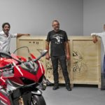 SUPERLEGGERA V4 001/500 DELIVERED AT BORGO PANIGALE