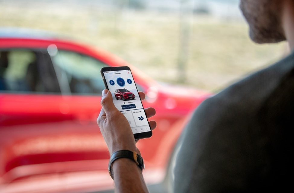 FORD MAKES RANGE OF CONNECTED VEHICLE SERVICES COMPLIMENTARY FOR EUROPEAN DRIVERS