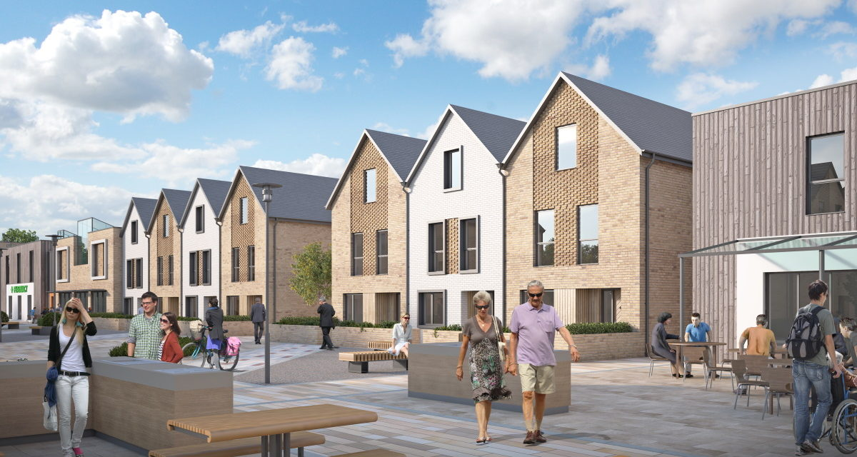 Karbon working with Tolent to develop garden village in County Durham