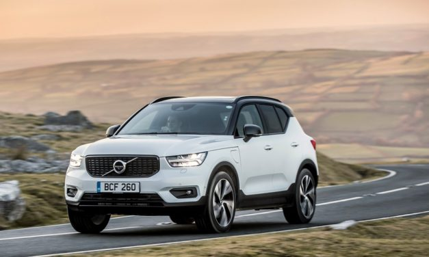 VOLVO CAR UK EXTENDS REIMBURSED ELECTRICITY OFFER FOR PLUG-IN HYBRID BUYERS