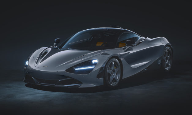 720S LE MANS SPECIAL EDITION CELEBRATES 25TH ANNIVERSARY OF LEGENDARY McLAREN VICTORY IN WORLD'S MOST FAMOUS 24-HOUR RACE