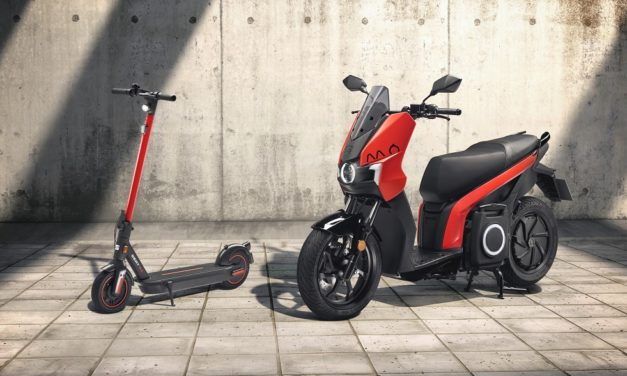 SEAT SPEARHEADS URBAN MOBILITY TRANSFORMATION WITH THE LAUNCH OF THREE NEW ELECTRIC SCOOTERS