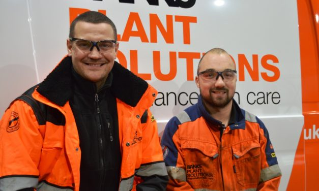 Banks Plant Solutions Ties Up New Relationships With Leading Industrial Customers