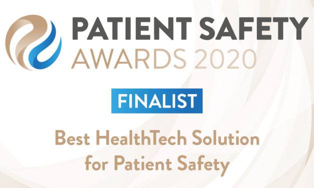 Health Call shortlisted for the 2020 HSJ Patient Safety Awards
