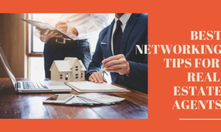 Best Networking Tips For Real Estate Agents