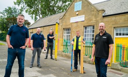 Furloughed CMS staff donate their time and skills to support YMCA Newcastle