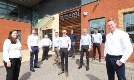 Demand sees Synergi's new managed IT service off to a flying start