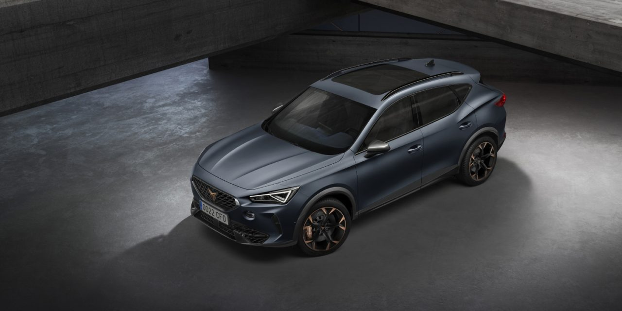 CUPRA FORMENTOR AVAILABLE FOR PRE-ORDERING