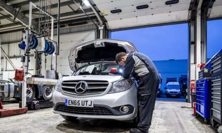 MERCEDES-BENZ VANS LAUNCHES SERVICECARE MAINTENANCE TO FURTHER SUPPORT CUSTOMERS DURING CHALLENGING TIMES