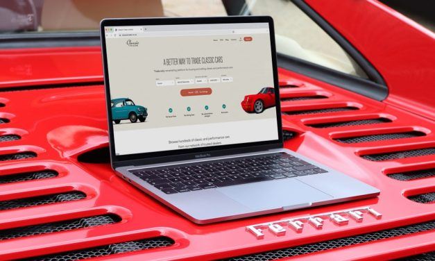 CLASSIC TRADE LAUNCHES AS AN INNOVATIVE CLASSIC CAR REMARKETING PLATFORM
