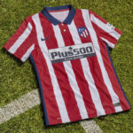 Atlético de Madrid's New Kits Capture Club Motto, Our Heart Unites Us, Atleti Unites Us