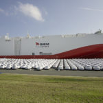 FIRST OVERSEAS CAR FREIGHTER WITH LOW-EMISSION LNG PROPULSION IN SERVICE FOR VOLKSWAGEN GROUP
