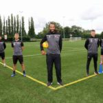 Future in football beckons for academy students