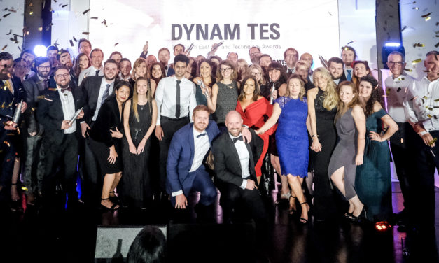 FUSE IS LIT FOR DYNAMITES, THE REGION'S TECH AWARDS