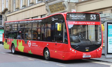 Go North East commits to improving air quality with further electric bus trials ahead of investment
