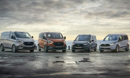 FORD INTRODUCES ACTIVE RANGE TO TOURNEO AND TRANSIT CONNECT WITH FRESH STYLE AND CAPABILITY TO TACKLE OUTDOOR ADVENTURES