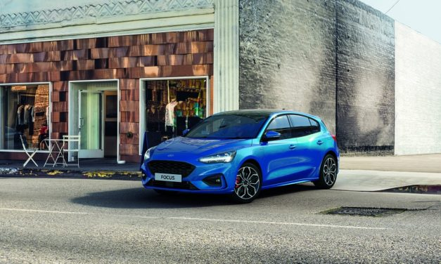 NEW ELECTRIFIED FOCUS ECOBOOST HYBRID DELIVERS 17 PER CENT BETTER FUEL EFFICIENCY, NEW COMFORT AND CONNECTED TECH