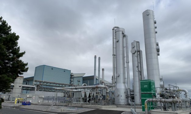 Investment sees Teesside's waste powering treatment works